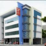 Two Storey Commercial Building Design Yuyellowpages