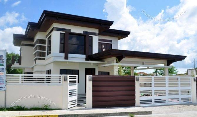 Two Storey Mansion Modern House Designs