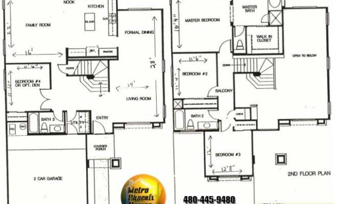 14 2 Story Ranch Style House Plans That Will Bring The Joy House Plans