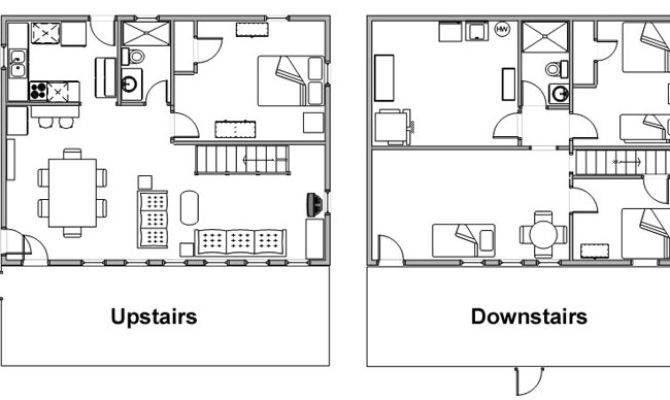 Two Story Floor Plans Home Design