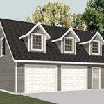 Two Story Garage Plans Blog Behm Design