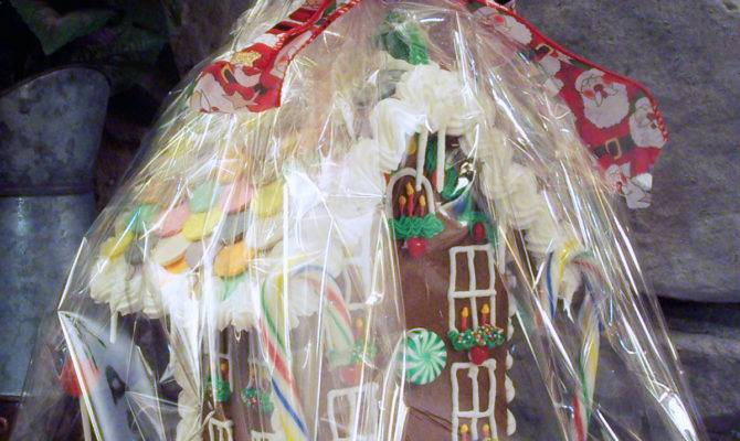 Two Story Gingerbread Houses House