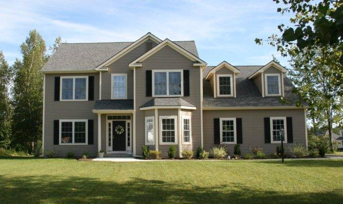 Two Story Home Plans Great Color Photos