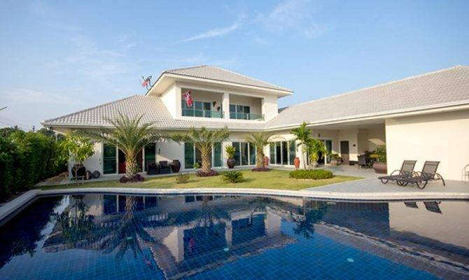 Two Story House Amazing Pool Property Sale
