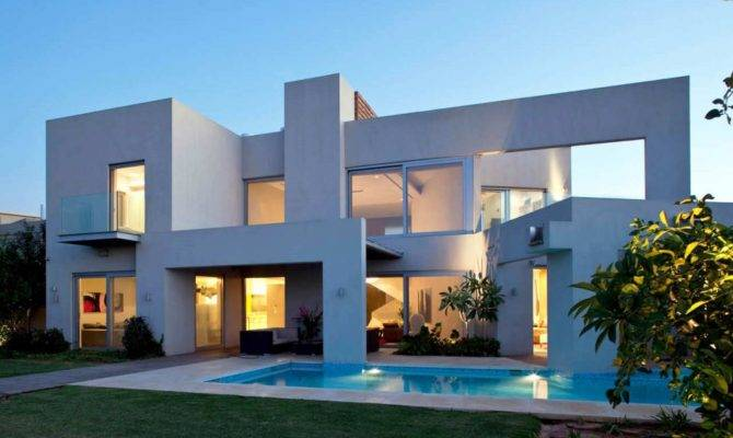 Two Story House Design Israel Most Beautiful Houses World