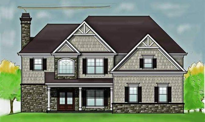 Two Story House Floor Plan Serenbe Home Sweet Pinterest