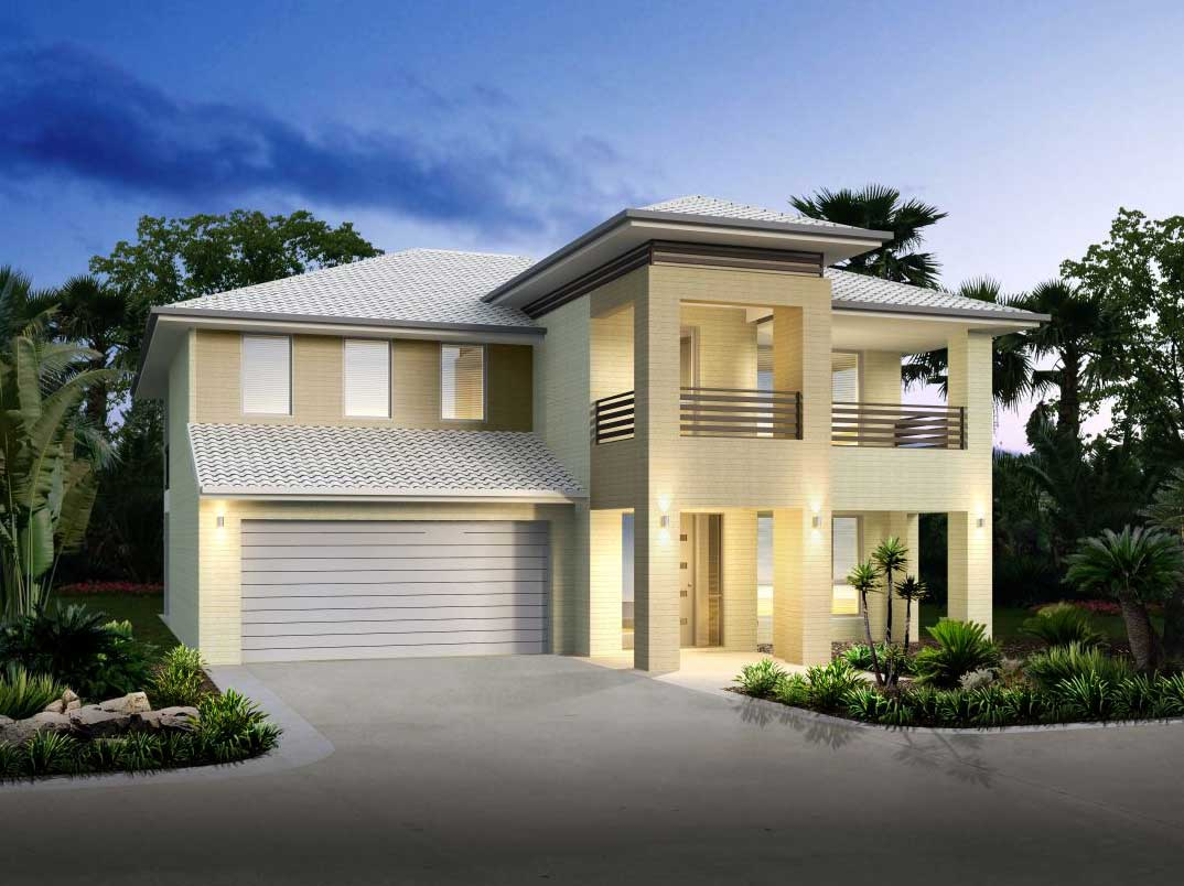 Two Story House Plans Balcony Ideas Home Design - House ...