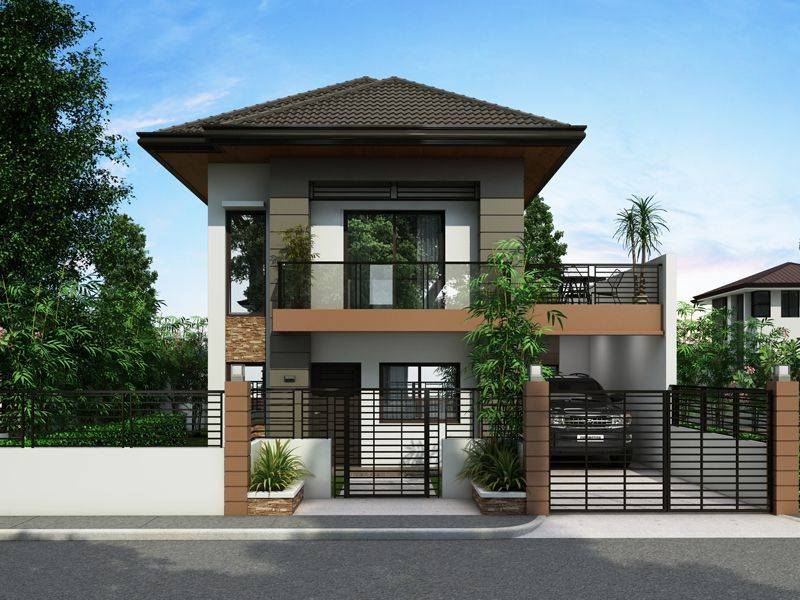 Two Story House Plans Series Php Pinoy House Plans 167501,How To Make An Envelope With Notebook Paper