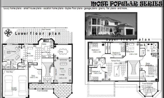 Two Story House Plans Sri Lanka House Plans 49136