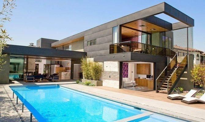 Two Story House Pool Imgarcade