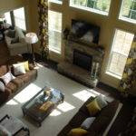 Two Story Room Home Ideas Pinterest