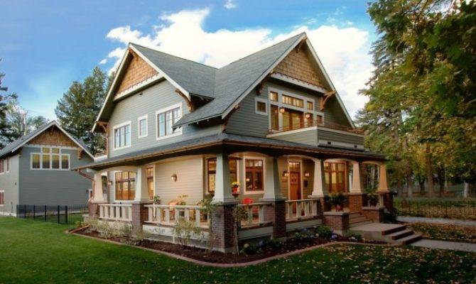 Type House American Craftsman