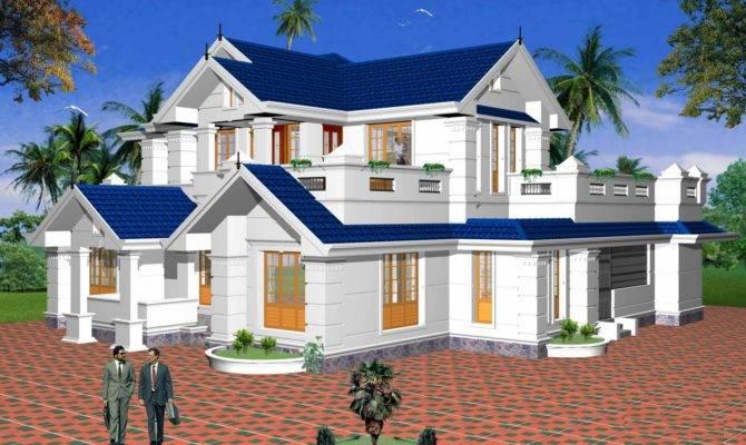 Types House Plan Modern Home