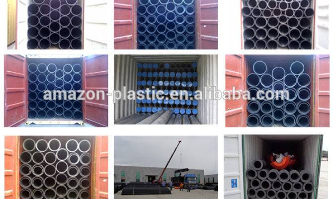 Types Plastic Water Pipe Inch Sale