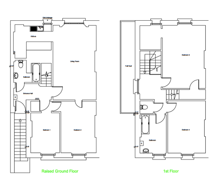 Typical House Plans House Plans 126925