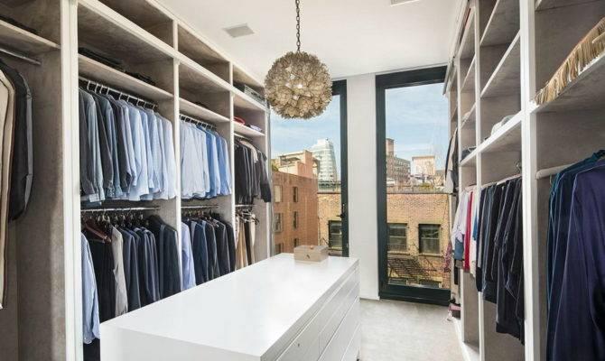 Typical Walk Closet Home Design Ideas