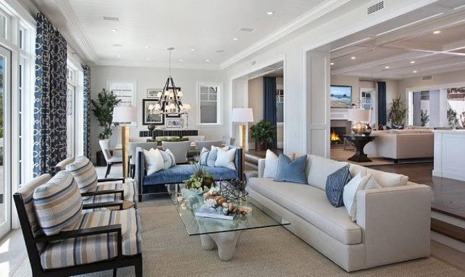 Ultimate California Beach House Coastal Interiors