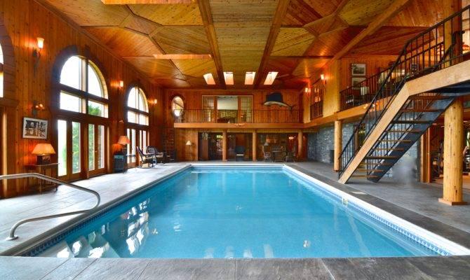 Ultimate Luxury Amenity Lavish Indoor Pools