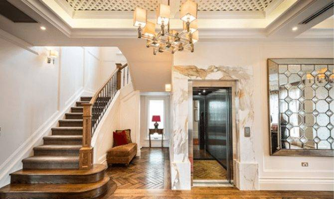 Ultimate Luxury Living Home Elevator Easy