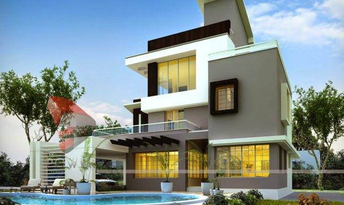 Ultra Bungalow Modern House Plans Style