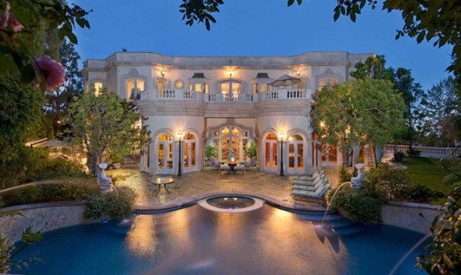 Ultra Luxury Villa Beverly Hills Topics