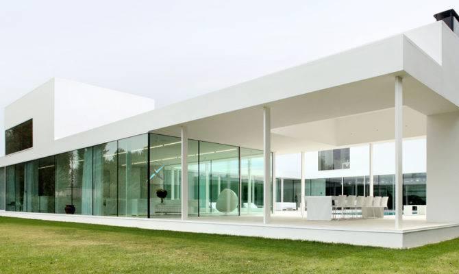 Ultra Modern Architecture Belgium Design
