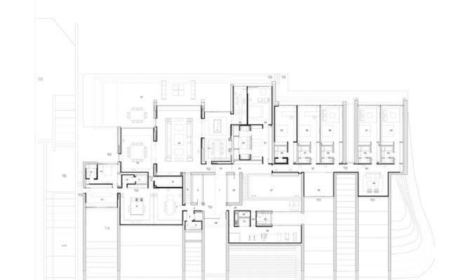 Ultra Modern Concrete House Cero Architects