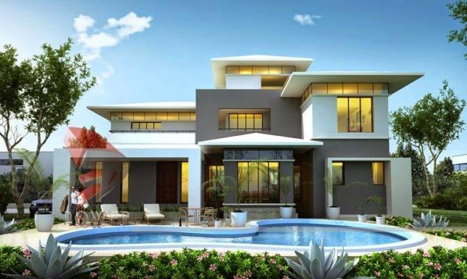 Ultra Modern Home Designs Exterior