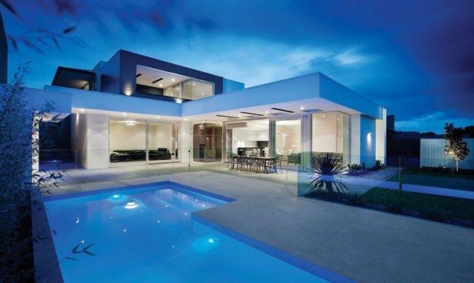 Ultra Modern Home Hawthorn Residence Down Under Showcases