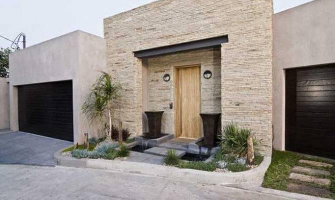 Ultra Modern House Plans Garages Luxury Interior