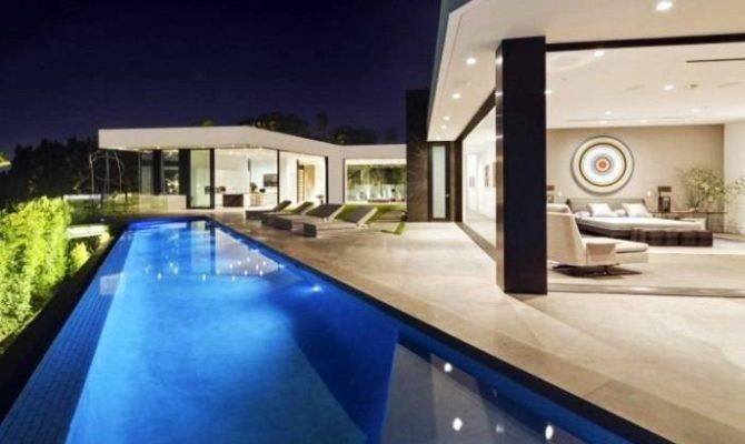 Ultra Modern Luxury Homes Sale Los Angeles