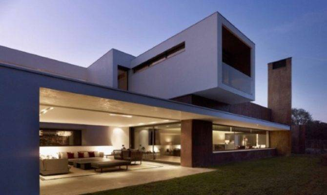 Ultra Modern Minimalist Homes Airows