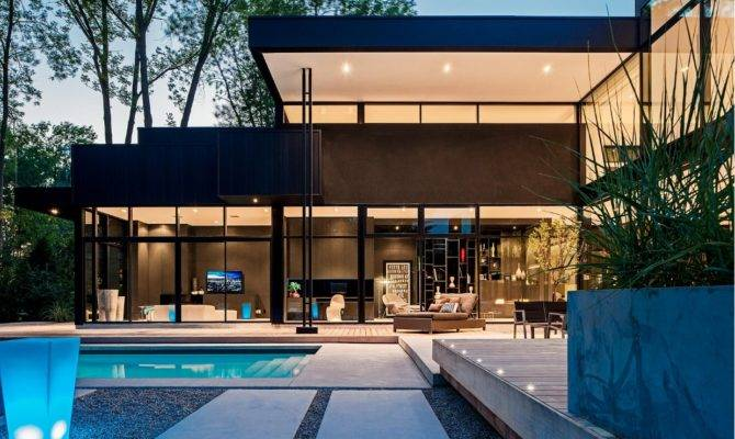 Ultra Sleek Private Home Incredible Architecture