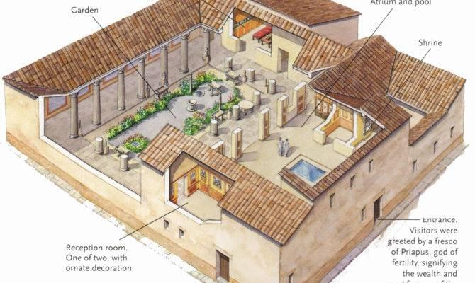 Uncategorized Roman Villa Floor Plan Exquisite Modern