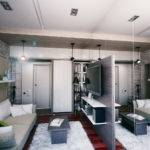 Under Square Meter Apartment Design Ideas Houz Buzz