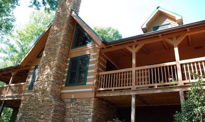Undercover Systems Tennessee Fun Times Guide Log Homes