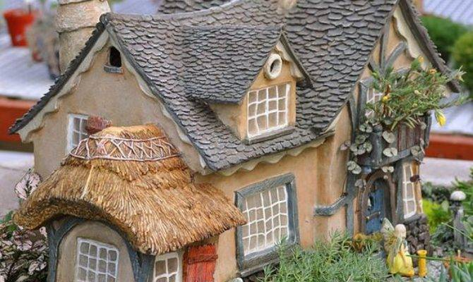 Underfoot Cottage Buy Miniature Fairy