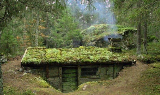 Underground Earth Sheltered Homes