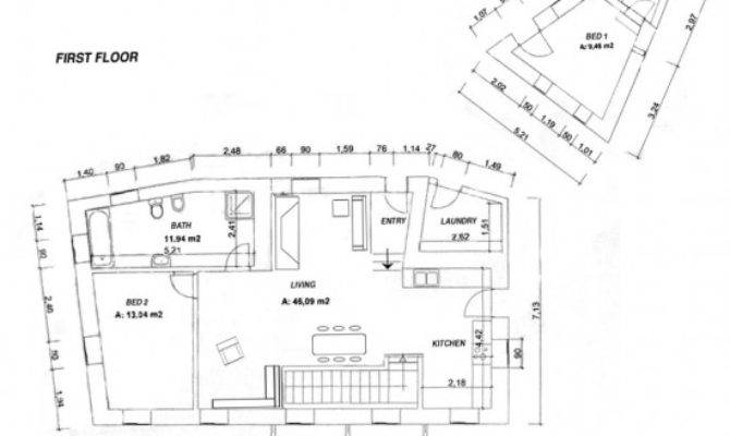Underground House Plans Blueprints