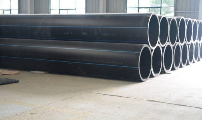 Underground Types Plastic Water Supply Pipe Buy