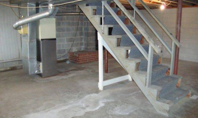 Unfinished Basements Make Great Home Gyms