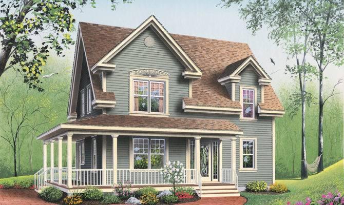 Unique Farmhouse House Plans Plan