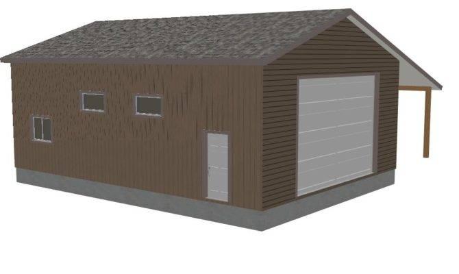 Unique Garage Plans