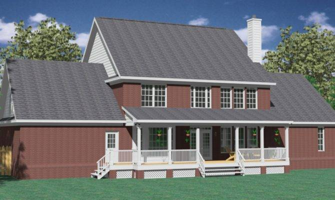 Unique Home Plans Craftsman House Photos Courtyard