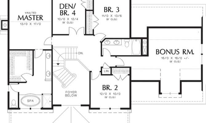 Unique House Plans Under Home Deco