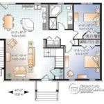 Unique One Bedroom House Plans Basement New Home