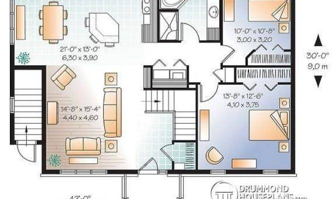 Unique One Bedroom House Plans Basement New Home