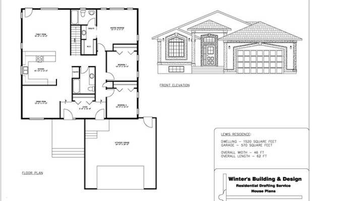 Unique Sample House Plans Plan Design Smalltowndjs Home