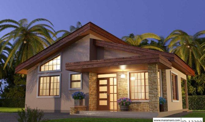 Unique Small House Plan Floor Plans Maramani