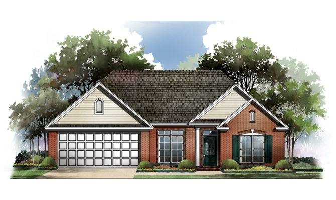 Unique Traditional Ranch Style House Plans